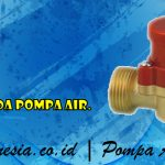 Fungsi Flow switch pada pompa air.