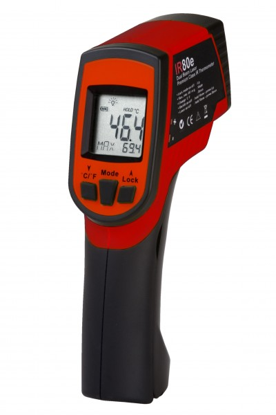 IR80e INFRARED THERMOMETER